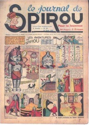 Album Spirou (recueil) # 69