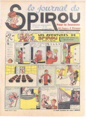 Album Spirou (recueil) # 70