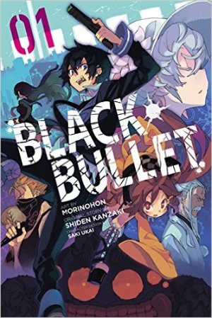 Black Bullet édition Simple