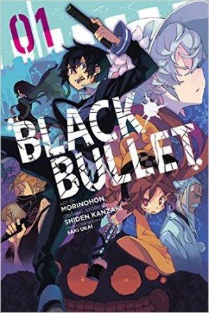 Black Bullet édition Simple