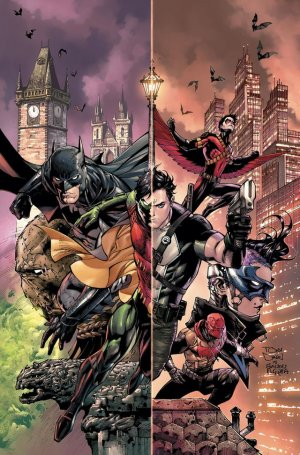 Batman and Robin Eternal édition Issues V1 (2015 - 2016)