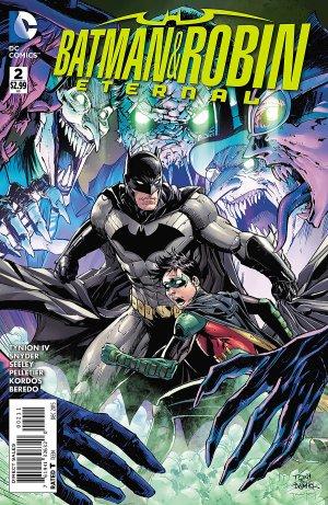 Batman and Robin Eternal # 2 Issues V1 (2015 - 2016)