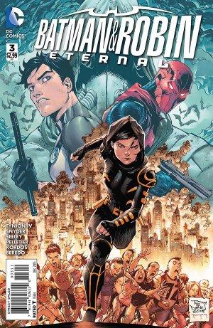 Batman and Robin Eternal # 3 Issues V1 (2015 - 2016)