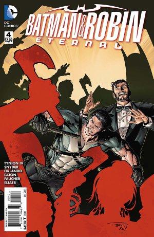 Batman and Robin Eternal # 4 Issues V1 (2015 - 2016)