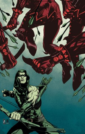 Green Arrow # 45 Issues V5 (2011 - 2016)