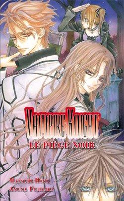 Vampire Knight : Le Piège Noir édition SIMPLE