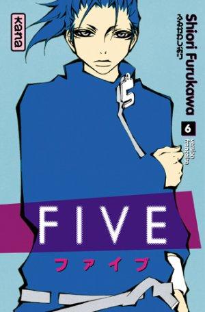 couverture, jaquette Five 6  (kana)