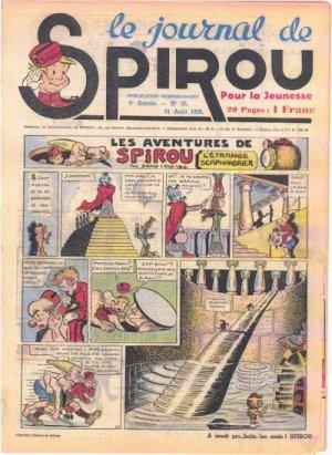 Album Spirou (recueil) # 72