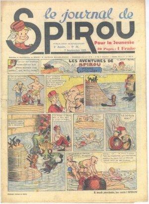 Album Spirou (recueil) # 73