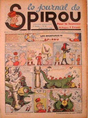 Album Spirou (recueil) # 76