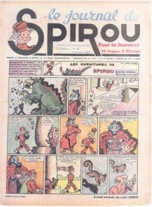Le journal de Spirou # 77