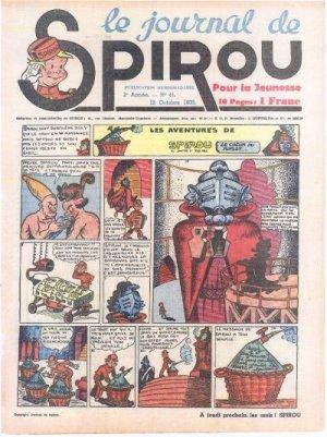 Le journal de Spirou # 78