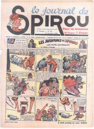 Le journal de Spirou # 79