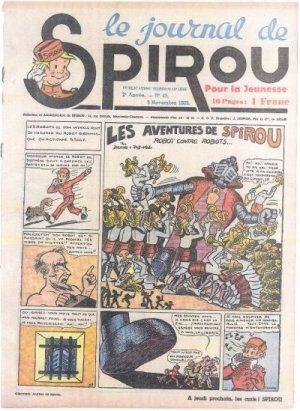 Le journal de Spirou # 82