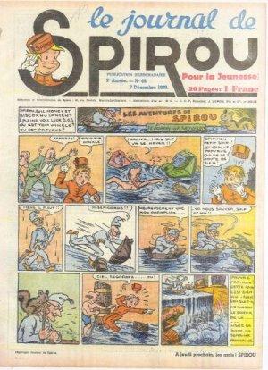 Le journal de Spirou # 86