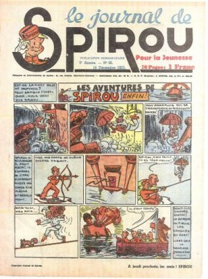 Album Spirou (recueil) # 87