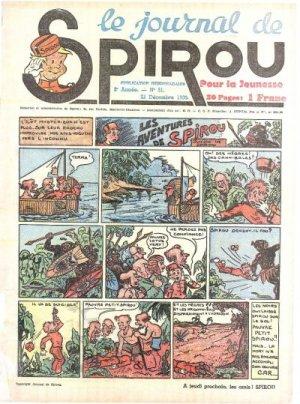 Le journal de Spirou # 88