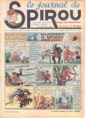 Le journal de Spirou # 89