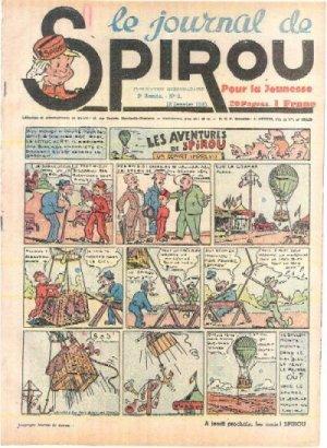 Le journal de Spirou # 92