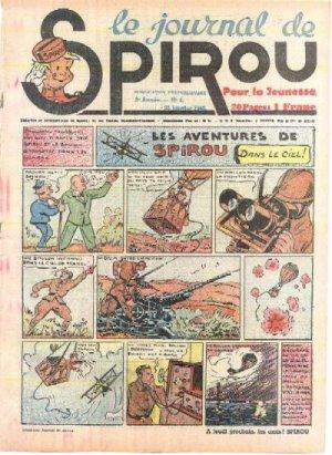 Le journal de Spirou # 93