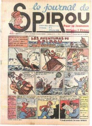 Le journal de Spirou # 95
