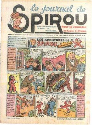 Le journal de Spirou # 96