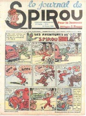 Le journal de Spirou # 97