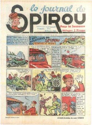 Le journal de Spirou # 98