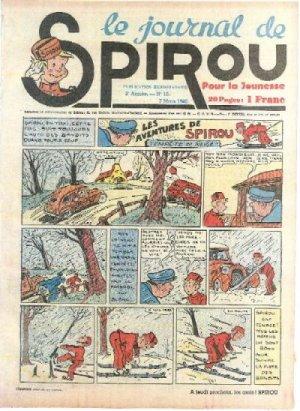 Le journal de Spirou # 99