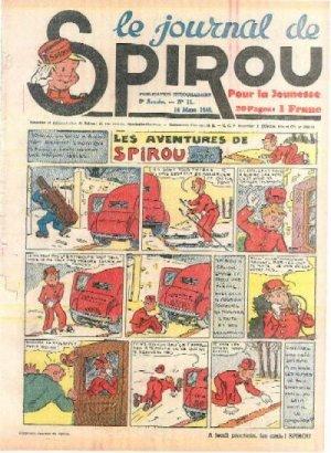 Le journal de Spirou # 100