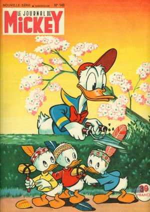 Le journal de Mickey 148