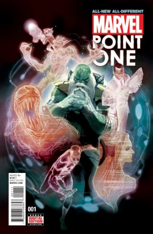 All-New, All-Different Point One # 1 Issues (2015)