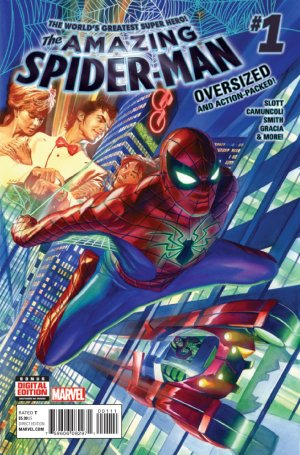 The Amazing Spider-Man édition Issues V4 (2015 - 2017)