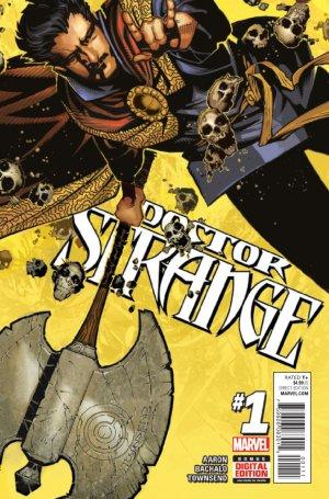 Docteur Strange édition Issues V7 (2015 - 2017)