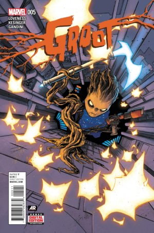 Groot # 5 Issues V1 (2015)
