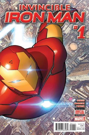 Invincible Iron Man édition Issues V2 (2015 - 2016)