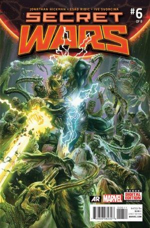 Secret Wars # 6 Issues V1 (2015 - 2016)