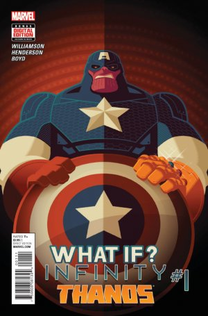 What If? Infinity - Thanos # 1 Issues V1 (2015)