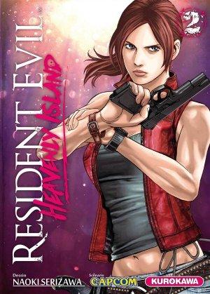 Resident Evil - Heavenly island T.2