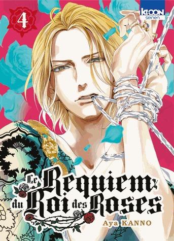 Le Requiem du Roi des Roses T.4