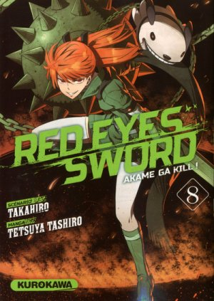 Red Eyes Sword - Akame ga Kill ! #8
