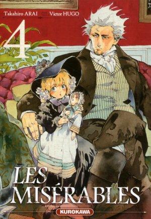 couverture, jaquette Les Misérables 4  (Kurokawa)