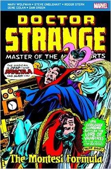 Docteur Strange édition TPB Softcover (2015)