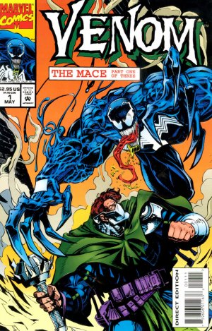 Venom - The Mace édition Issues