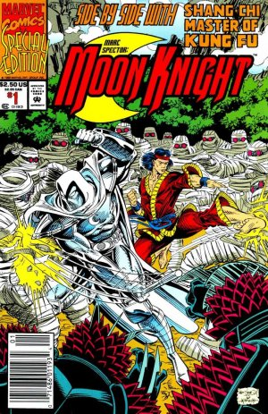 Marc Spector - Moon Knight Special Edition édition Issues