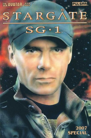 Stargate SG-1 - Convention Special 2007 édition Issues