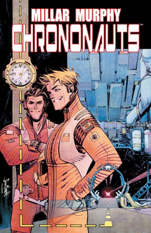 Chrononauts édition TPB softcover (souple)