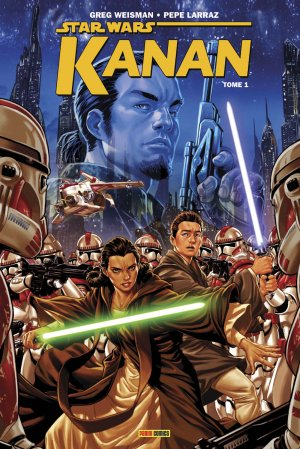 Star Wars - Kanan T.1