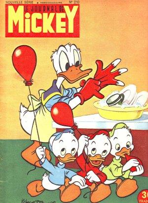 Le journal de Mickey 210