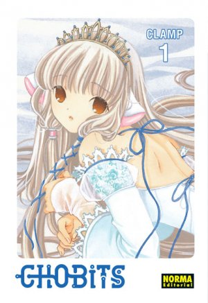 Chobits édition Double